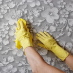 Removing stains and dirt - Walls and wallpaper