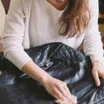 Czyszczenie odzieży skórzanej